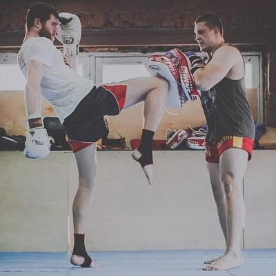 Персональные тренировки по тайскому боксу.