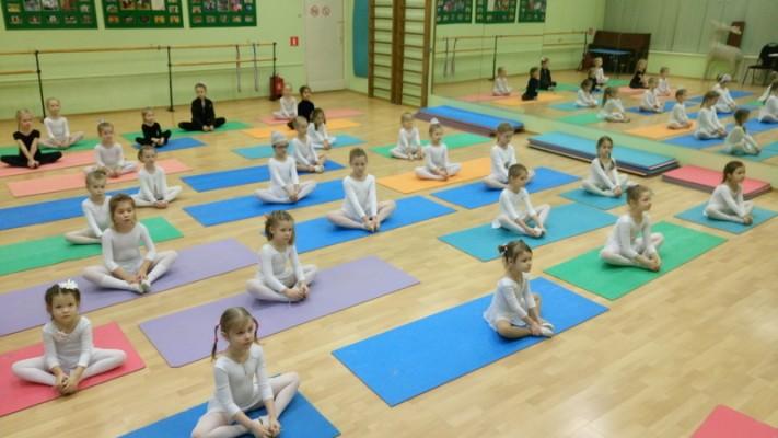 Студия гимнастики «BALLETA»