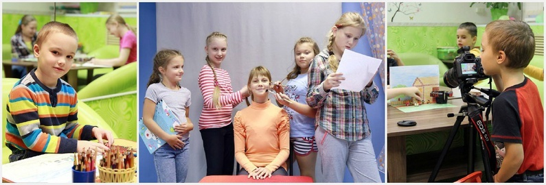 Творческая мастерская на Первомайской