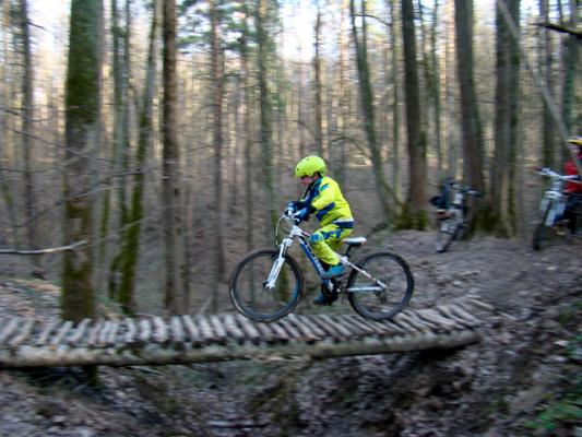 Велоспорт ВМХ и МТВ