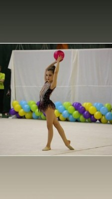 Художественная гимнастика (на ул. Митинской)
