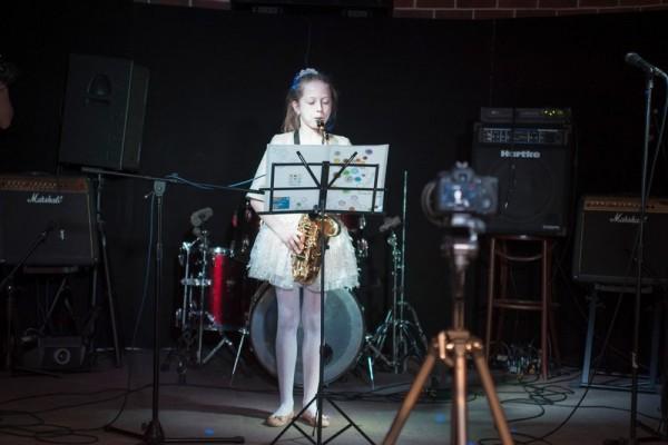 Преподаватель по саксофону