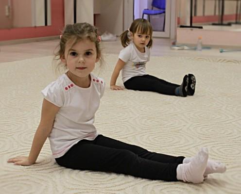 Клуб художественной гимнастики