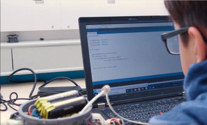 Курс робототехники (робот входит в стоимость) м. Новослободская