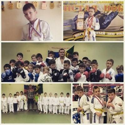 Gracie Jiu-Jitsu Russia (на ул. Байкальской)