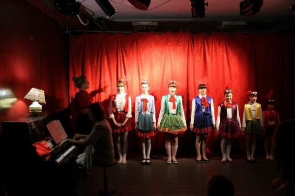 Театральная студия «Театрик»