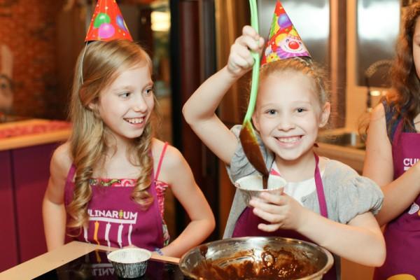 Сертификат на детский кулинарный мастер-класс CULINARYON