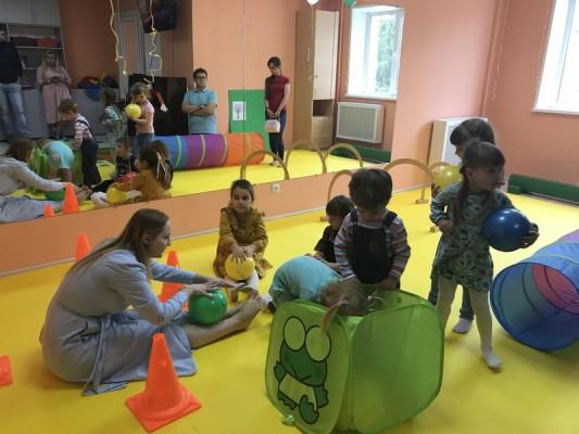 Развивающие занятия на английском для малышей от года