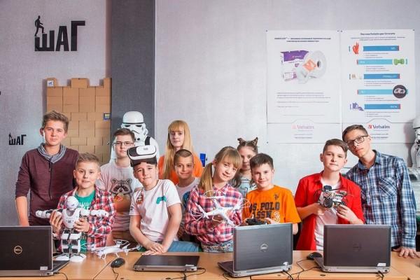 Летний IT лагерь от Компьютерной Академии ШАГ