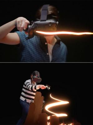 VR Рисование в Виртуальной реальности