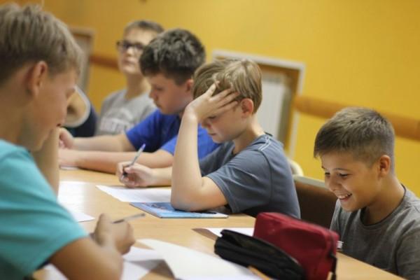 Математика в Школе гуманитарных и точных наук (на ул. Олимпийской)