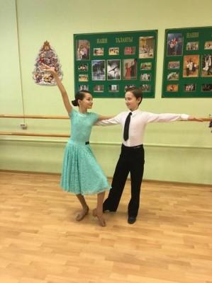Спортивно-бальные танцы в Орехово-Борисово