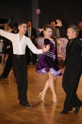 Дипломная работа бальные танцы 3546