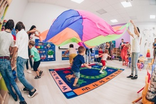 Билингвальный детский клуб и сад