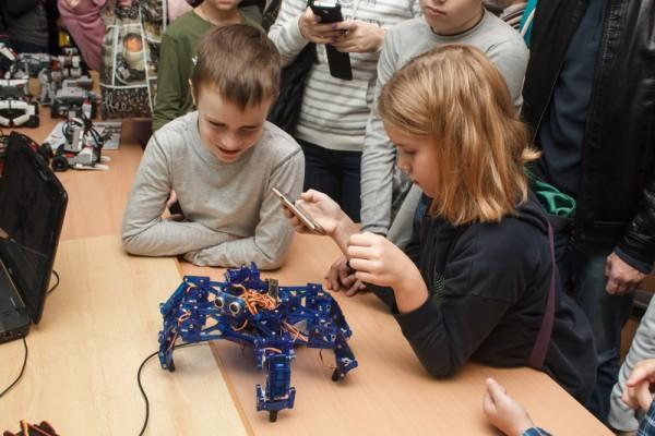 Академия робототехники «Оптимус»
