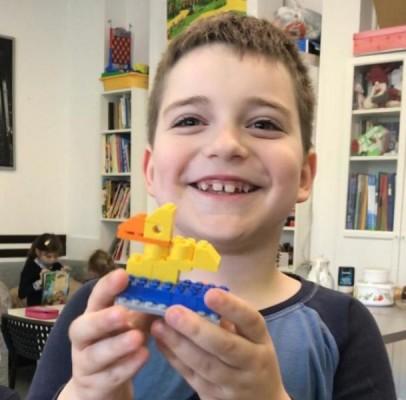 LEGO образование для детей 4-10 лет