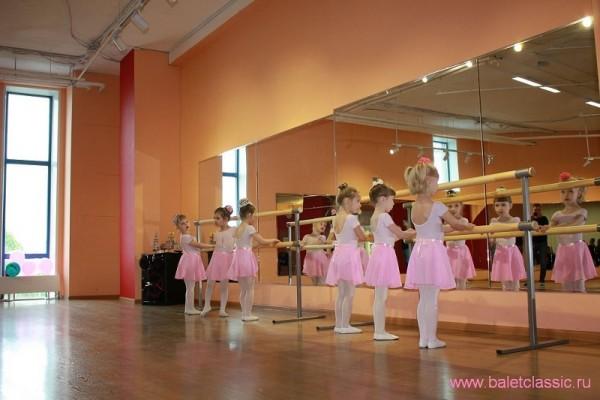 Школа балета и хореографии (на ул. Б. Академической)