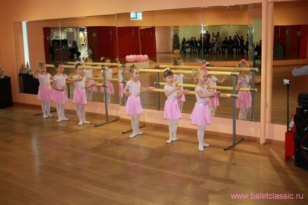 Школа балета и хореографии Classic (на ул. Академика Скрябина)