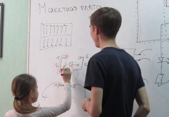Робототехника и электроника для детей 9–14 лет (первая ступень)
