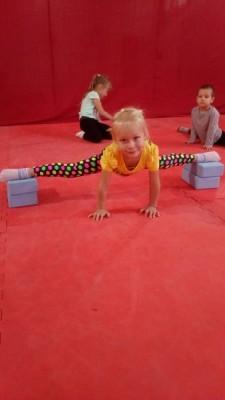 Детская хореографическая цирковая студия «Эквилибрис»