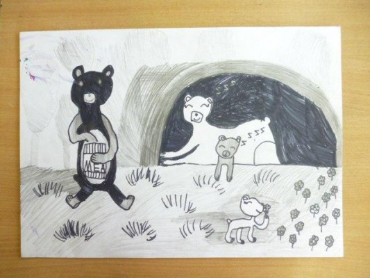 Уроки рисования для детей калининград
