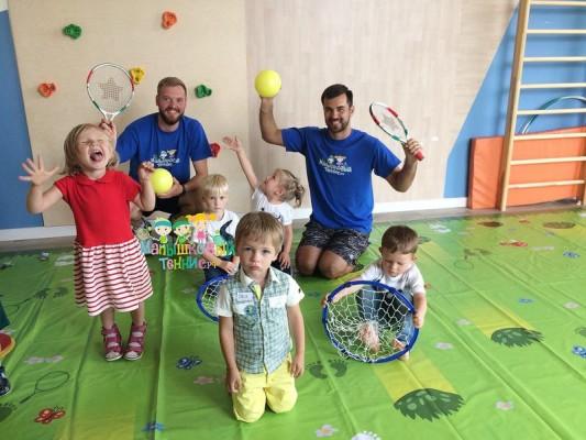 Детский большой теннис (на пр. Березовой Рощи)