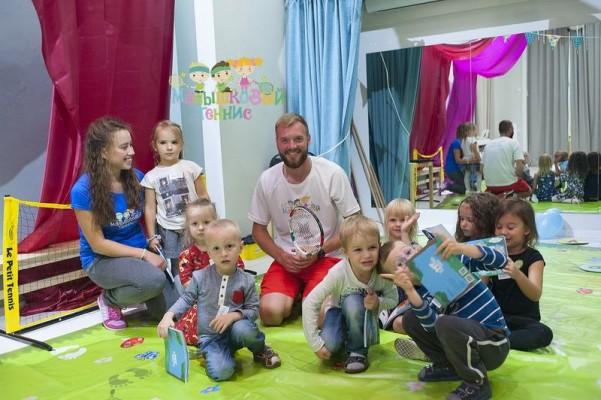Теннисная школа для детей (на Ломоносовском пр.)