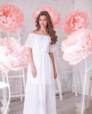 Мастер-класс «Ростовые цветы»