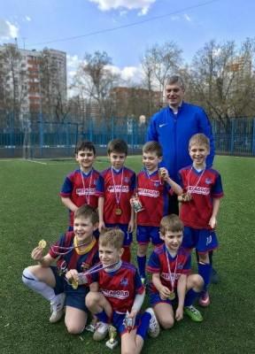 Футбольная школа «Мегаболл» (на ул. Новочерёмушкинской)